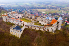 Ruins Of Castle Of Janowiec, Lublin Voivodeship