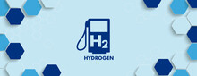 Hexagon Structure H2 Gas Pump Header
