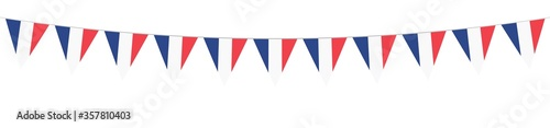 Foto French National Holiday