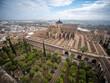 Catedral Mezquita de Cordoba y patio de los Naranjos