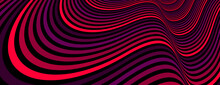 Colorful Red Abstract Vector L...
