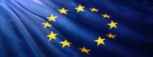 European Union Flag Waving /EU