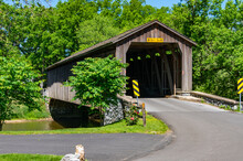 Zook's Mill Covered Bridge In ...