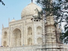 One Of 7 Wonder In World. THE GREAT TAJ MAHAL  In India