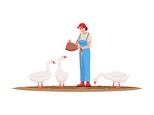 Poultry Pasture Semi Flat RGB ...