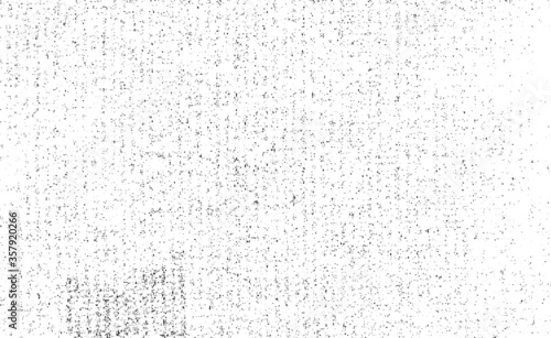 Fototapeta Subtle halftone grunge urban texture vector. Distressed overlay texture. Grunge background. Abstract mild textured effect. Vector Illustration. Black isolated on white. EPS10. obraz