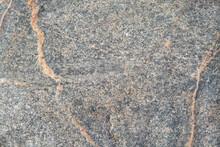 Stone Texture On The Beach. Co...