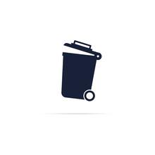 Garbage Icon Vector Symbol Gar...