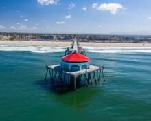 Huntington Beach Pier View Fro...