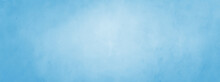 Pastel Blue Background With So...
