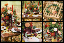 Dinning Table Set For Wedding....