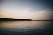 color landscape photography of sunset