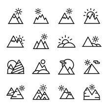 Hills, Mountain, Mountains, S...