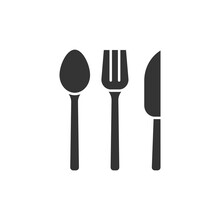 Reusable Bamboo Cutlery Glyph ...