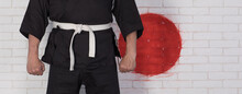 Japanese Martial Arts, Man In ...