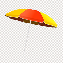 Colorful Beach Umbrella For Yo...