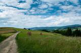 Fototapeta Krajobraz - Beskidzki pejzaż