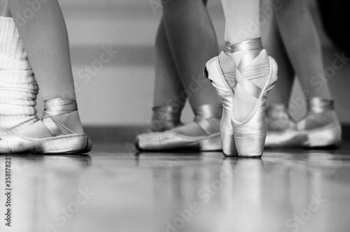 Photo artistic dancing
