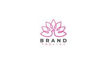 Zen Peacock Logo Design , A Pe...