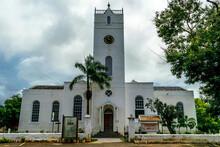 Falmouth Parish Church Of Saint Peter The Apostle, An Anglican Church In Trelawny Parish, Jamaica.