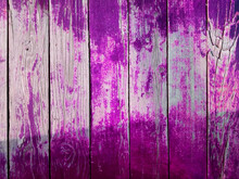 Pink Purple Scratch Wood Wall ...