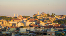 A Panorama Of Istanbul In The ...