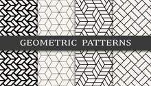 Seamless Geometric Pattern Pri...