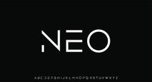 NEO, Futuristic Modern Geometr...