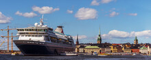 Panoramic View Of Stockholm, S...