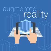 Augmented Reality - Vector Con...