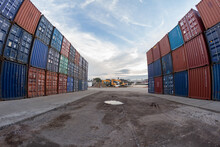 Containers At Workplace