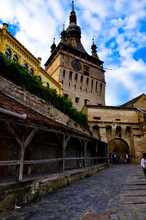 Sibiu, Romania, 28th Of August...