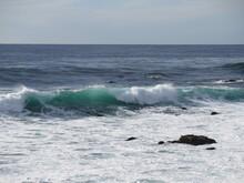 Waves In Carmel-by-the-Sea In ...