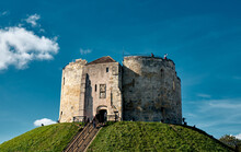 Clifford's Tower, York, United...