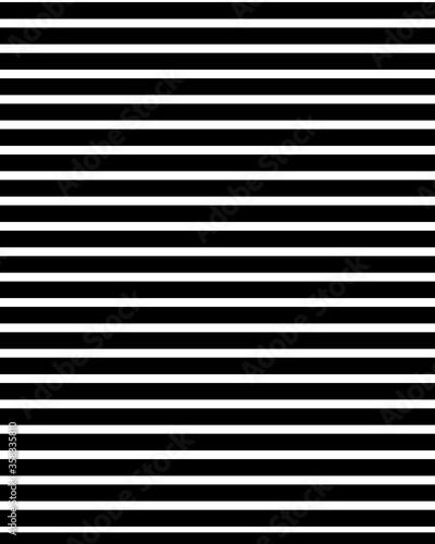 Foto black and white striped background
