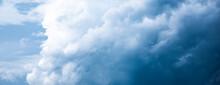 Cloudy Sky After Storm Beautif...