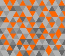 Tile Vector Background With Or...