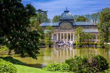 View Of The Beautiful Palacio ...