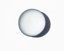 Petroleum Jelly In A Blue Jar ...