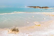 It's Dead Sea Salty Water