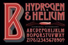 Hydrogen & Helium, An Original...
