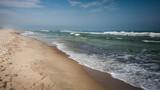 Fototapeta Fototapety z morzem do Twojej sypialni - Bałtycka plaża