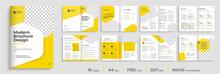 Corporate Multipage Brochure T...