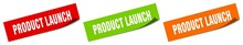 Product Launch Sticker. Produc...