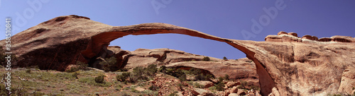 Photo Landscape arch in Arches National park
