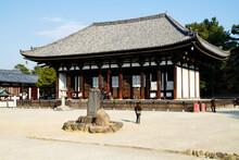 Horyuji Temple Of Nara, Unesco World Heritage, Japan