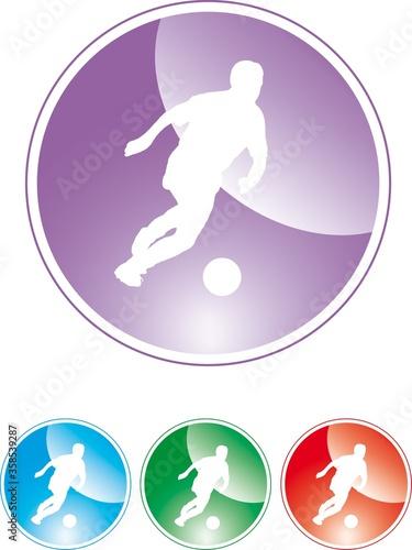 Fototapeta Sport -  piłka nożna 02. obraz
