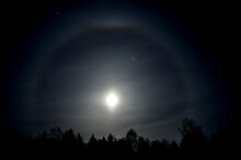 Beautiful Round Ring Around A ...