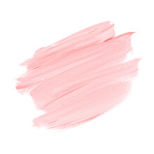 Pink Make-up Paint Element Art...