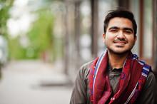 Indo Pakistani Man Wear Tradit...